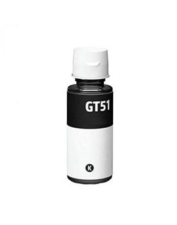 Tinta compatible HP Negra GT51