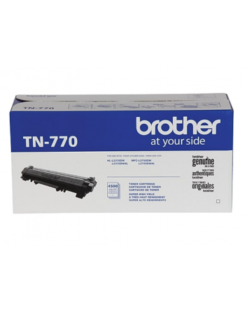 Toner Brother Negro TN770