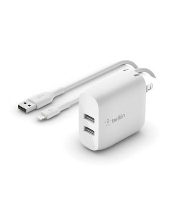 Cargador 24w + Cable Lightning