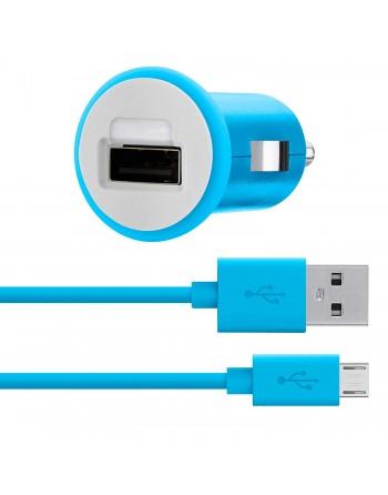 Cargador de auto + Cable...