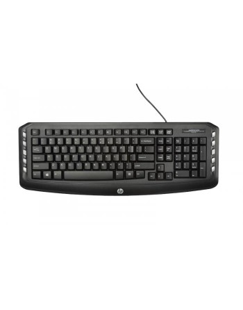 Teclado Multimedia HP K2000