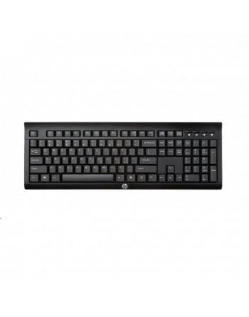 Teclado inalámbrico HP K2500