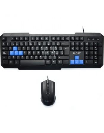 Combo Usb Teclado + Mouse...