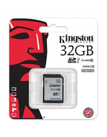 Memoria SDHC Kingston -...