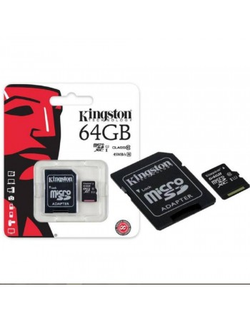 Kingston SDC10G2/64GB Micro...