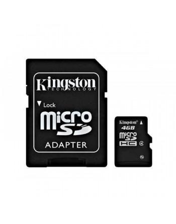 Tarjeta microSDHC Clase 4 -...
