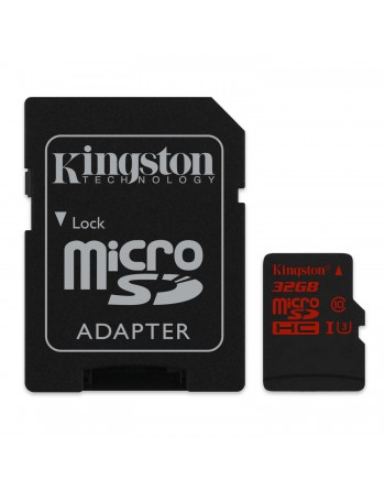Memoria Micro SDHC Kingston...