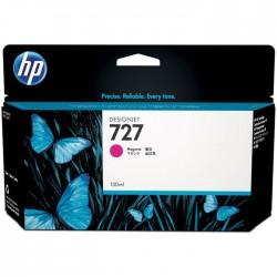 Cartucho HP 727 magenta de...