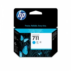 Cartucho HP 711 de 29 ml cian