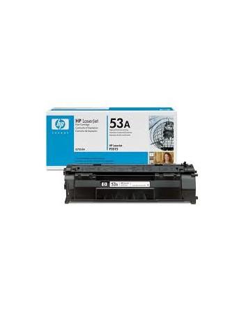 tóner negro HP 53A LaserJet